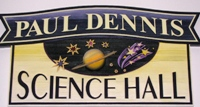 FREE — Explore Paul Dennis Science Hall @ Ingram Planetarium