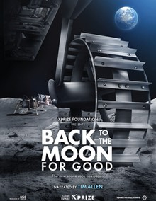 Back to the Moon for Good @ Ingram Planetarium | Sunset Beach | North Carolina | United States