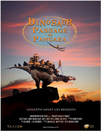 Dinosaur Passage to Pangaea @ Ingram Planetarium