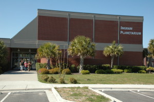 Ingram Planetarium Sunset Beach NC