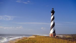 Re-birth of Cape Hatteras Lighthouse @ Museum of Coastal Carolina | Ocean Isle Beach | North Carolina | United States