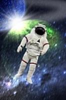 Astronaut @ Ingram Planetarium