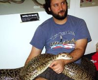 Budding Scientists -- Amazing Animals: Reptiles @ Museum of Coastal Carolina
