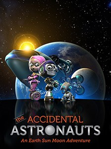 Accidental Astronauts @ Ingram Planetarium