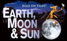 Earth, Moon and Sun @ Ingram Planetarium