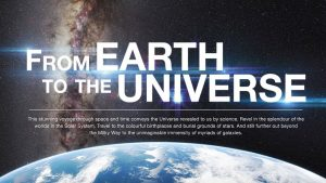 From Earth to the Universe @ Ingram Planetarium