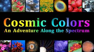 Cosmic Colors (NEW!) @ Ingram Planetarium
