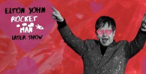 Elton John: Rocket Man the Laser Show @ Ingram Planetarium