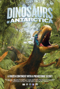 Movie: Dinosaurs of Antarctica @ Museum of Coastal Carolina