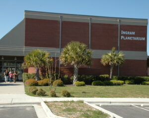 Ingram Planetarium is Closed Jan. 3 - 31, 2021 @ Ingram Planetarium