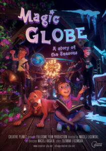 Magic Globe: A Story of the Seasons -- NEW! @ Ingram Planetarium