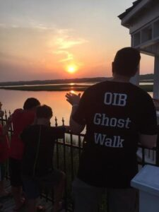 Ghosts of OIB - presented by Allison & Will Smith @ Museum of Coastal Carolina